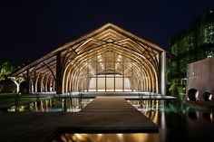Gallery - Naman Retreat Conference Hall / Vo Trong Nghia Architects - 12