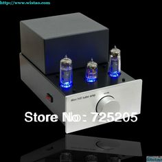 159.00$  Watch here - http://alif4h.worldwells.pw/go.php?t=1675045165 - HIFI Mini Tube Amplifier Single-ended Class A 6N2 Preamp 6P1 Tubes Power Stage Support 3.5mm Output as Tube Earphone Amplifier