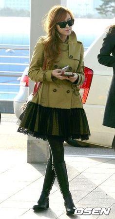 少女時代ジェシカの空港ファッションまとめ - NAVER まとめ