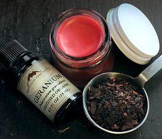 How to Make Naturally Tinted Lip Gloss http://mountainroseblog.com/natural-tinted-lip-gloss-recipe/