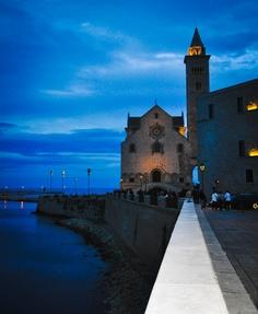 Trani Cathedral ~ Trani, province of Barletta Andria Trani, Puglia region Italy