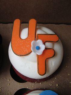University of Florida Cupcake