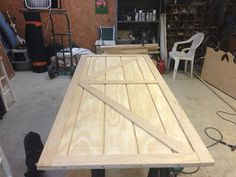 Wilker Do's: DIY Sliding Barn Door