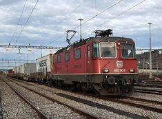 Swiss Railways, Vehicles, Railings, Train, Rolling Stock, Vehicle, Tools