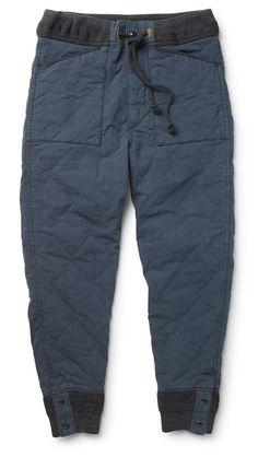 72c9dd7b9d6 Quilted Cotton-Blend Pant by RRL   Co.   Ralph Lauren  RRL