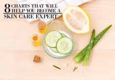 8 Charts That Will Help You Become a Skin Care Expert - all tips for health Homemade Skin Care, Diy Skin Care, Skin Care Tips, Skin Tips, Homemade Facials, Homemade Beauty, Organic Skin Care, Natural Skin Care, Natural Face