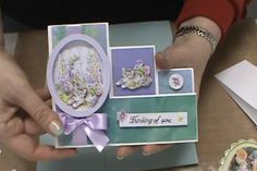 Anita/'s Foiled Decoupage Party Kittens for cards and crafts