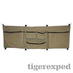 Camp Cover Stausystem für Rücksitzlehne