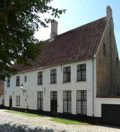 Twee begijnenhuizen - Erfgoedobjecten - Inventaris Onroerend Erfgoed