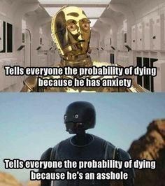 Ah, droids.