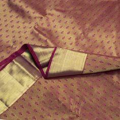 Kanakavalli Handwoven Kanjivaram Silk Sari 060100156 - Parisera