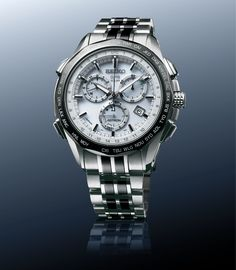 Showing at WatchTime IBG 2014: The New Seiko Astron GPS Solar Chronograph