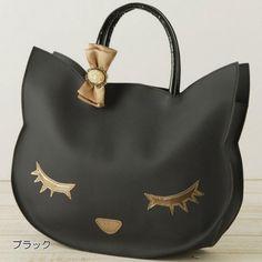 pooh-chan 日本夏季新色貓貓手挽袋 US$42.88