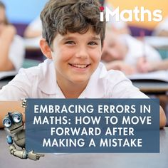 iMaths - Embracing errors in maths: How to move forward after making a mistake Math Is Everywhere, How To Move Forward, Making Mistakes, Teaching Tips, Maths, Classroom, Reading, How To Make, Make Mistakes