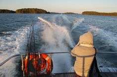 At sea www.visitporvoo.fi