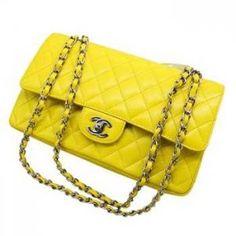 Faux Chanel Sacs 2.55 jaune d'épaule Pas Cher CCS315,sac a main chanel  €134.00