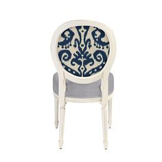 Customize It - Oval Back Louis XVI Side Chair