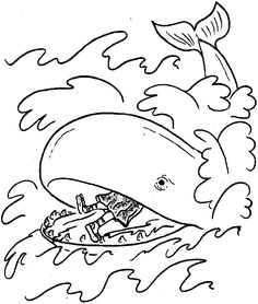 1000 images about JONAH AND THE WHALE on Pinterest