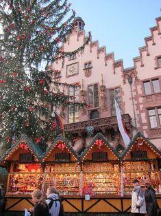 Travel - Frankfurt #Christmas Market
