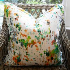 Multi Petal Scatter Cushion with Oxford Edge Available including or excluding feather and down inner and in various sizes Cotton - Cold Wash Lead time +- 2 Scatter Cushions, Indoor, Boutique, Interior, Throw Pillows, Decor Pillows