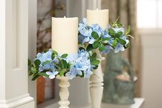 Valerie Parr Hill, Pillar Candles, Beautiful Homes, Candle Holders, Home Decor, House Of Beauty, Decoration Home, Room Decor, Porta Velas