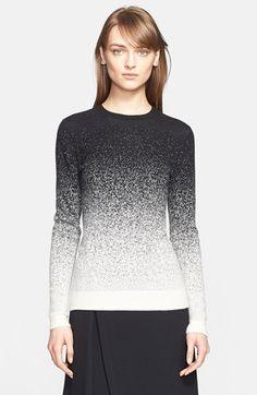 Jason Wu Dégradé Cashmere Knit Sweater available at #Nordstrom