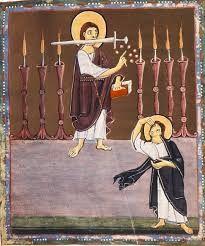 Znalezione obrazy dla zapytania Bamberg Apocalypse