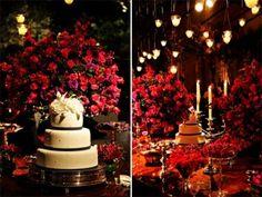 Casamento Aleksandra e Eryk com bolo Nininha Sigrist www.nininhasigrist.com.br