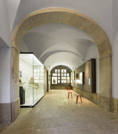 Gallery of Santo António Museum / Site Specific Arquitectura + P-06 ATELIER - 1