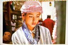 V ❤ #BTS #방탄소년단 Summer Package in DUBAI Day-2.