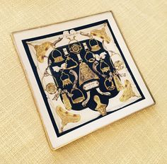 Designer Inspired Decoupage Trays www.collectionhomedesign.com