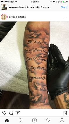 Trendy Tattoo Ideas For Men Forearm Family - 65 + Trendy Tattoo Ideas . - Trendy Tattoo Ideas For Men Forearm Family – Trendy Tattoo Ideas For Men Forearm Family # - Scripture Tattoos, Verse Tattoos, Forarm Tattoos, 13 Tattoos, Tatuajes Tattoos, Forearm Sleeve Tattoos, Trendy Tattoos, Tattoo Arm, Back Tattoo Men