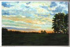 GALERIA PALOMO MARIA LUISA: AMANECER Painting, Art, Dawn, Scenery, Art Background, Painting Art, Kunst, Paintings, Performing Arts