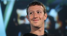 Mark Zuckerberg is pictured. scamming citizens with commercials   Reuters