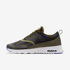 check out 990f1 60eec The Nike Air Max Thea Jacquard Women s Shoe.