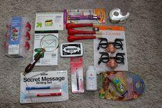 Save Money, Live Joyfully: DIY Super Spy Kit