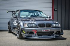 2002 BMW M3 race car E-46