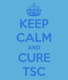 KEEP CALM AND CURE TSC