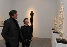 Stephen Fry and Steven Webb