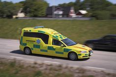Nilsson Sweden Volvo V70 Ambulance