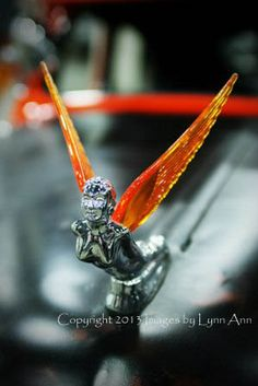 Hood Ornament...Re-pin Brought to you by agents at #HouseofInsurance in #EugeneOregon for #LowCostInsurance