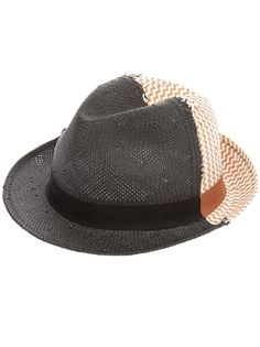 Explore the latest men's fashion must haves Farfetch. Shop from over 2000 designers and discover the world's greatest selection of luxury Trilby Hats, Menswear, Mens Fashion, How To Wear, Fashion Design, Shopping, Moda Masculina, Man Fashion, Men Wear