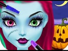 Zombie Babes Fashion Salon SPA - Android gameplay Salon™  Movie  apps  f...