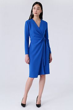 Wrap Dress | Landing Pages by DVF