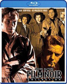John Alton Film Noir Collection Blu-ray