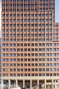 Potsdamer Platz Office and Commercial Building, Hans Kollhoff | Berlin | Germany | MIMOA
