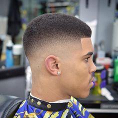Best 10 Haircuts For Black Men In 2018 #blackhairstylesformen
