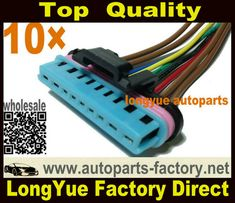 736d52f4e971906d8d14b0c2796cb848 pigtail products long yue ford 6 0 6 0l diesel glow plug harness plug connector Automotive Wire Connectors at n-0.co