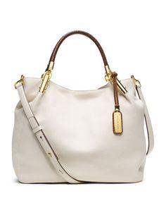 Michael Kors Large Skorpios Shoulder Bag. pretty good!!