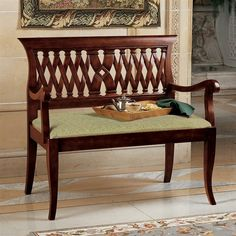 The Design Toscano The Wren Mahogany Bench was named after Sir Christopher Wren, a renowned English architect from the century. Resin Patio Furniture, Bench Furniture, Home Furniture, Furniture Design, Eclectic Furniture, Office Furniture, Wood Storage Bench, Upholstered Storage Bench, Sofa Design